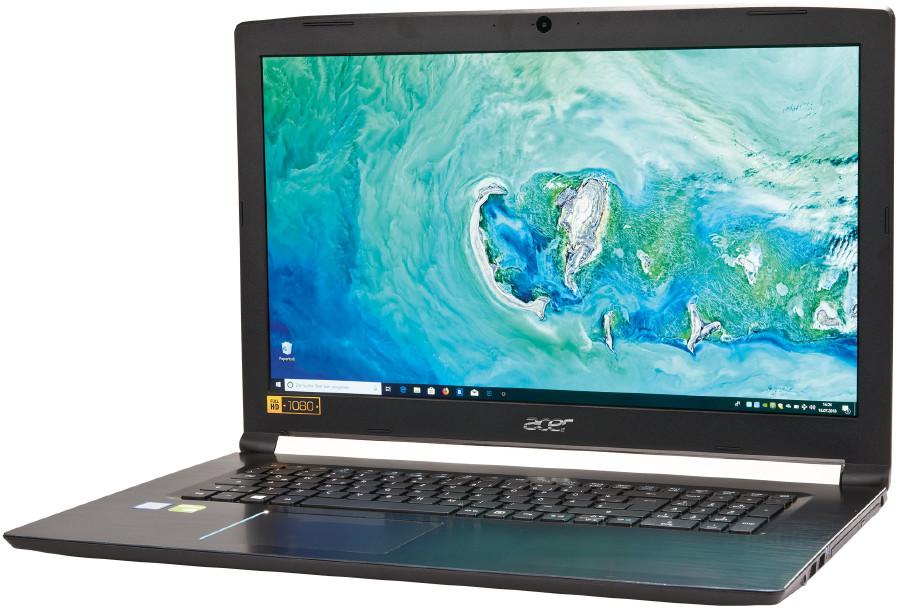 Laptop Acer Aspire 5 A517-51G-80LF (NX.GSXEG.008) ©  , STIFTUNG WARENTEST
