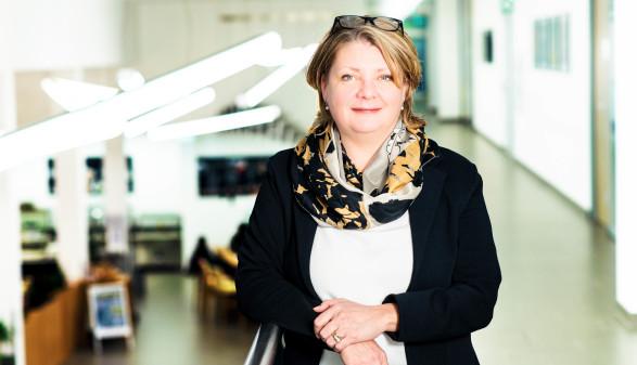 Susanne Karner, Leiterin des Mitgliederservice und der Kontaktoffensive der AK Niederösterreich  © Mario Scheichel, AK Niederösterreich