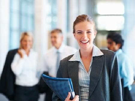 Frau in Führungsposition © Yuri Arcurs, Fotolia.com