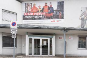 Außenansicht Bezirksstelle Neunkirchen © Prinz, AK Niederösterreich