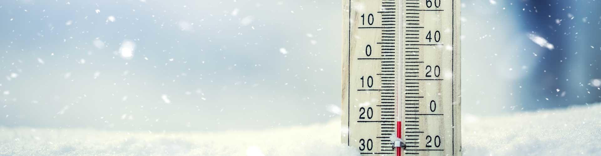 Schneefall, Winter, Temperatur, Kälte, Eis, Schnee © weyo , Adobe Stock