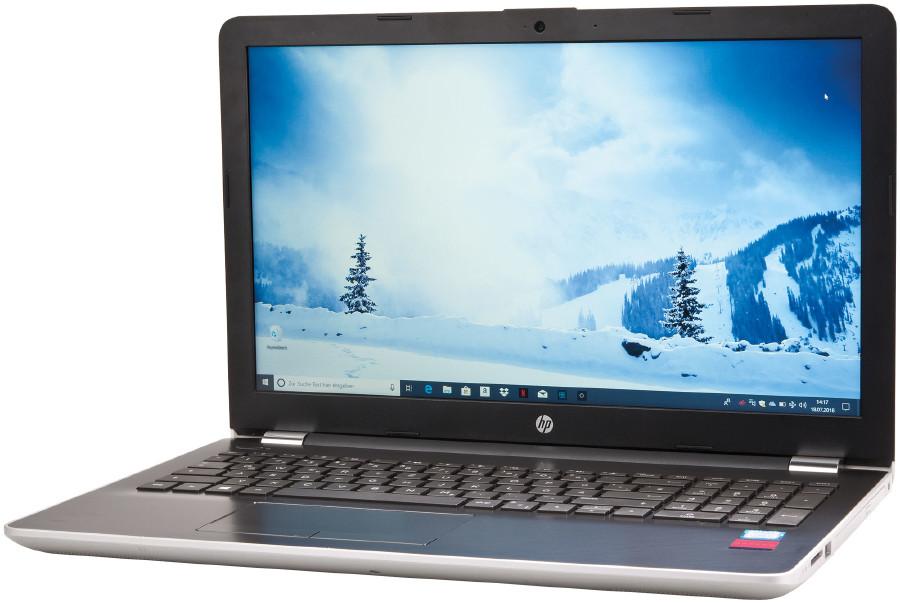 Laptop HP 15-bs120ng ©  , STIFTUNG WARENTEST