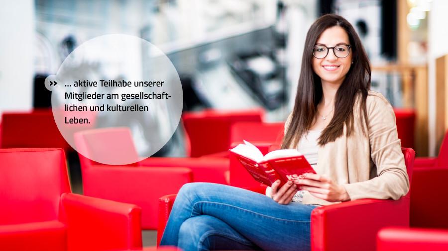 Wir stehen für aktive Teilhabe unserer Mitglieder am gesellschaftlichen und kulturellen Leben. © Mario Scheichel, AK Niederösterreich