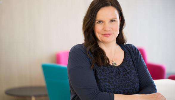 Direktorin Mag. Bettina Heise, MSc © Klaus Vyhnalek, AK Niederösterreich