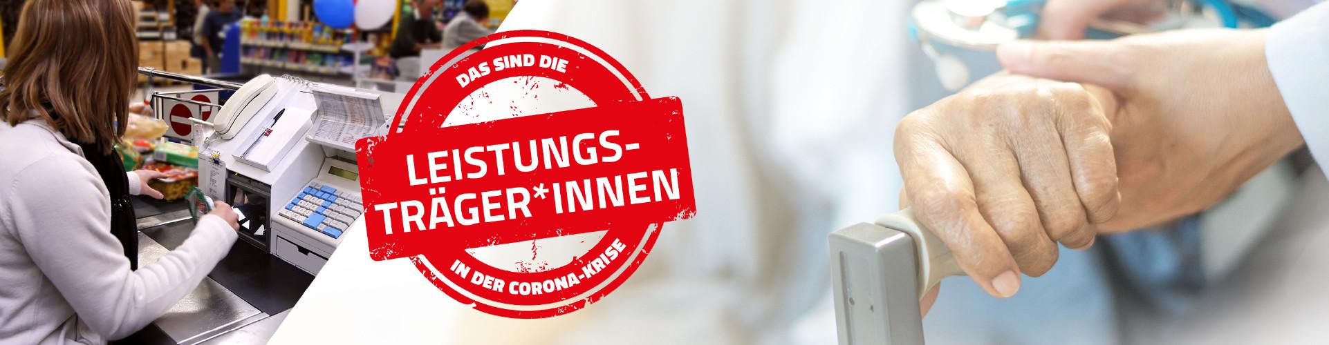 Frau an der Supermarktkassa © AK Niederösterreich, Adobe