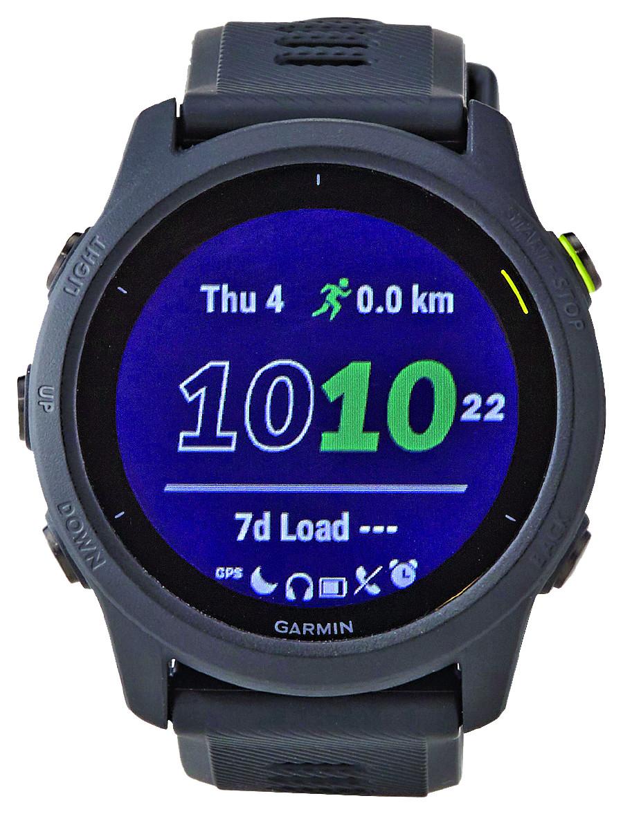 Smartwatch Modell Forerunner 745 der Firma Garmin ©  , Stiftung Warentest