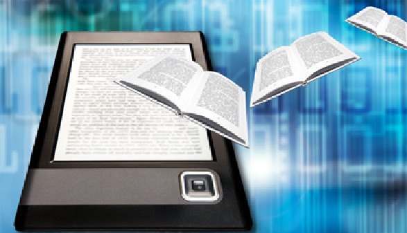 eBooks in den AK-Bibliotheken © Photosani, Fotolia.com
