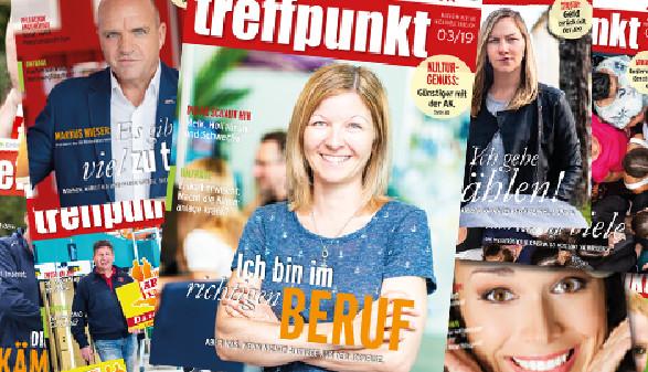 treffpunkt 3/2019 © AK Niederösterreich, AK Niederösterreich