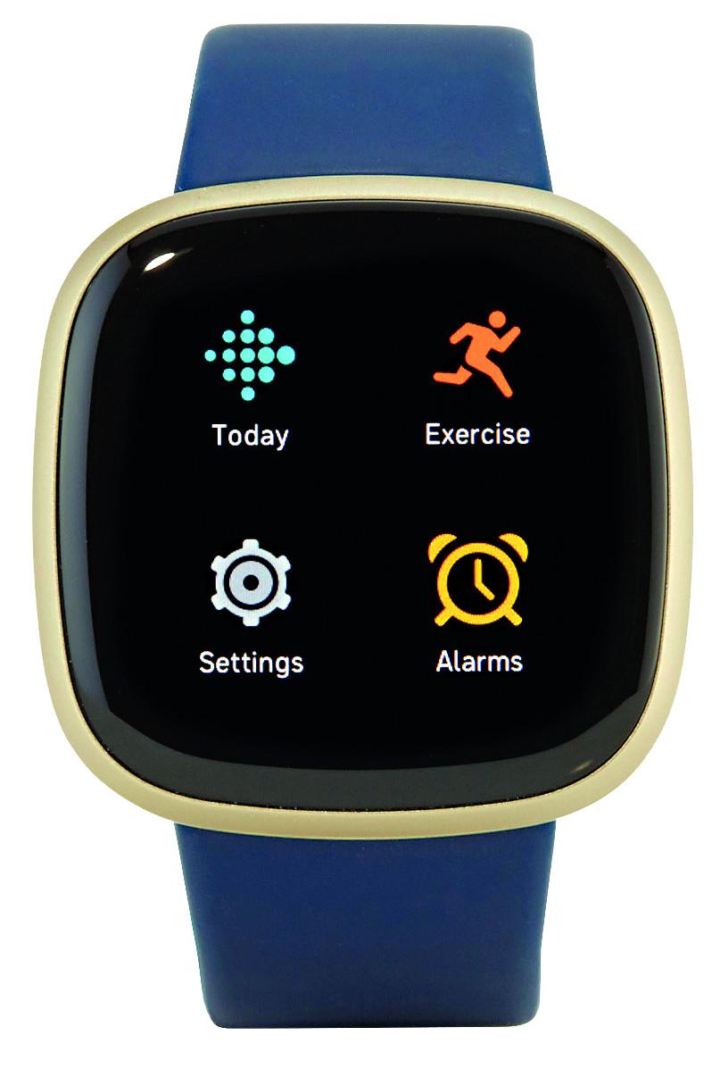 Smartwatch Fitbit Versa 3 ©  , Stiftung Warentest
