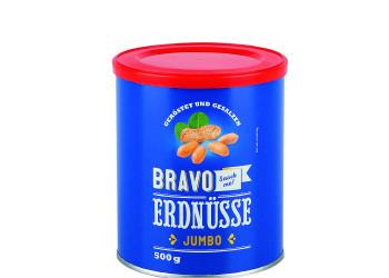 Erdnüsse von der Firma Bravo ©  , Stiftung Warentest