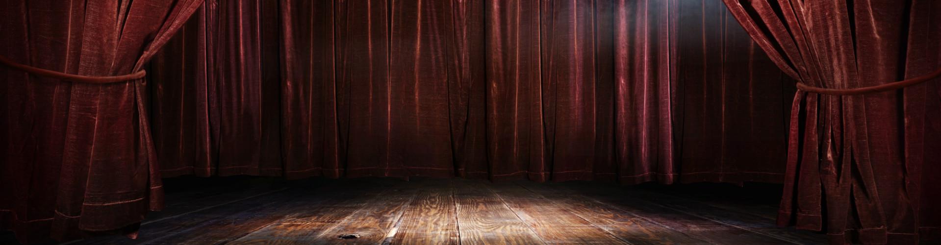 Blick auf Bühne © vitaliy_melnik, adobe.stock.com