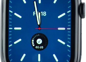 Apple Watch Series 5 © Ralph Kaiser, Stiftung Warentest