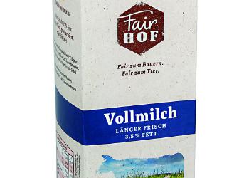 Fair Hof Vollmilch länger frisch ©  , VKI