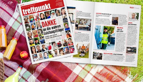treffpunkt Sondernummer Coverfoto ©  , AK Niederösterreich