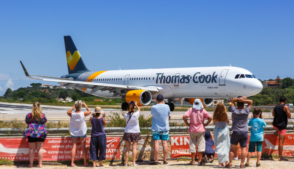 Thomas Cook Flugzeug © Markus Mainka, stock.adobe.com