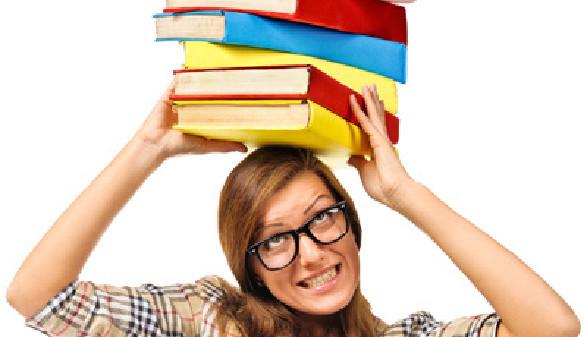 Schule, Bücher, Mädchen © Andy Pix, Fotolia.com