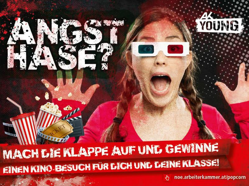 Angst Hase? © AK Niederösterreich, AK Young