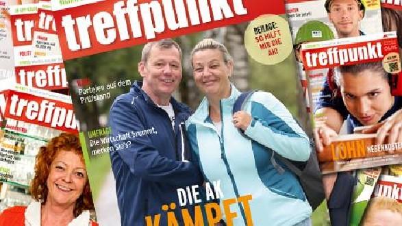 Treffpunkt Cover © Collage, AK