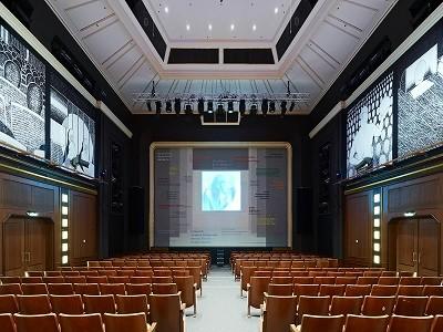 Theater Akzent Saal © Bruno Klomfar, Theater Akzent