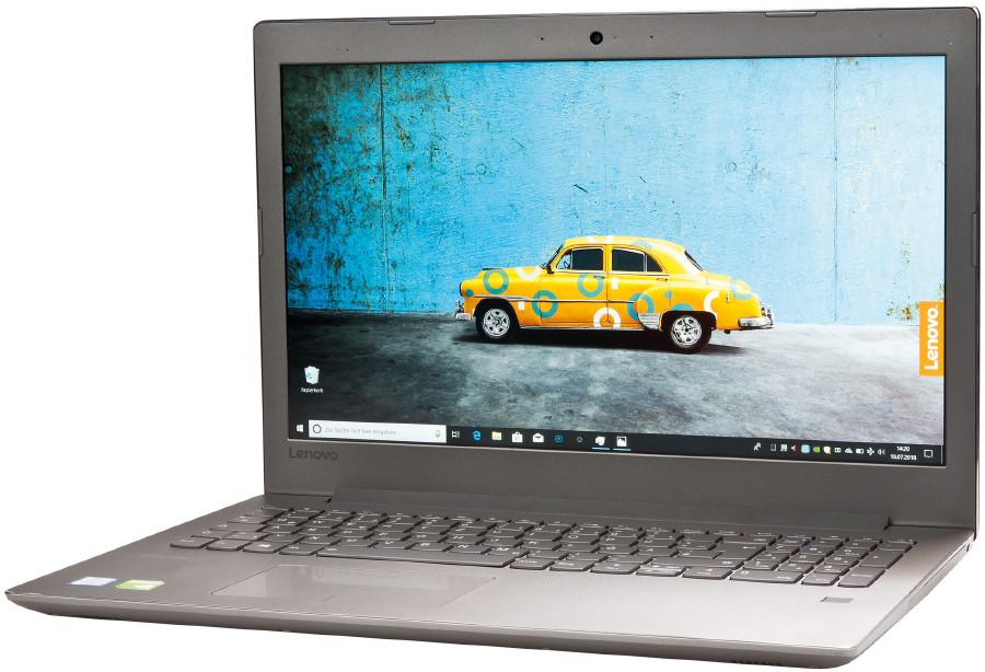 Laptop Lenovo Ideapad 520-15IKB (81BF00B9GE) ©  , STIFTUNG WARENTEST
